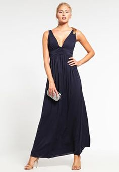 Cocktail dress navy 01