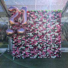 Ideas birthday decorations backyards diy for 2019 Birthday Wall, Backyard Birthday, 18th Birthday Party, Outdoor Birthday, Birthday Backdrop, Birthday Gifts, Birthday Diy, Birthday Cakes, Birthday Brunch