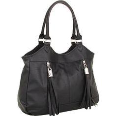 55% Off Now $26.99 Volcom - Shake Your Tassel #Bag (Black) - #Bags and Luggage http://freeprintableshoppingcoupons.com