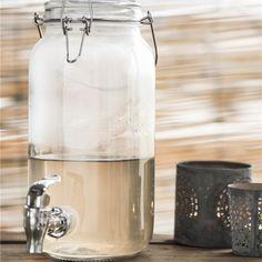 Lille lemonadebeholder m patentlåg, 2 liter - Isabella Smith