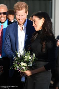Four days after their engagement announcement, Prince Harry and Meghan Markle marked a major royal milestone as they carried out their first. Prinz Harry Meghan Markle, Meghan Markle Prince Harry, Prince Harry And Megan, Harry And Meghan, Princess Meghan, Princess Charlotte, Royal Prince, Prince And Princess, Prinz Charles