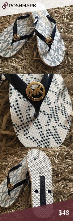 ❌sold❌Michael kors flip flops Brand new pair of flip flops missing box . MICHAEL Michael Kors Shoes Slippers