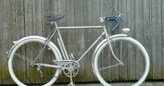 French randonneur (or touring) bicycles of the 1940's and 50's have some particularly interesting history. These custom made aluminium bicy...