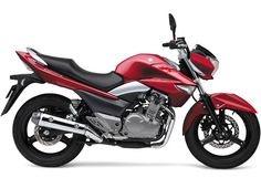 A great motorcycle: スズキGSR250キャンディカーディナルレッド(PDD) Suzuki GSR250