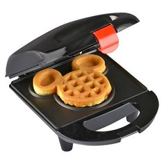 mickey waffle maker auf pinterest mickey mouse k che. Black Bedroom Furniture Sets. Home Design Ideas