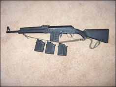 SAIGA - SAIGA .308 carbine + 5 Mags (Four New +1 used) - Picture 1