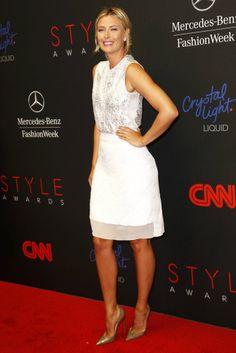 Modelos y celebrities en los Style Awards 2013 en Nueva York