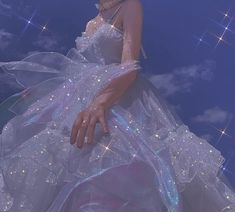 Pretty Prom Dresses, Most Beautiful Dresses, Ball Dresses, Beautiful Outfits, Cute Dresses, Ball Gowns, Baby Blue Aesthetic, Light Blue Aesthetic, Princess Aesthetic