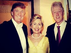 """Saving America?"" No, Donald Trump Is a Clinton Operative 