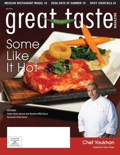 Great Taste Magazine 2010 July Issue