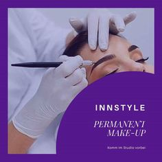 1-InnStyle — 🚫Permanent Make up Puderbraue🚫 ⚠️■So... Shops, Make Up, Peace, Personal Care, Eyes, Beauty, Pictures, Maquillaje, Tents