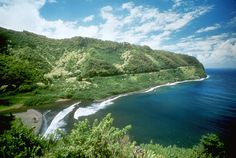 Hana Highway in Maui  Can't wait to go back some day <3