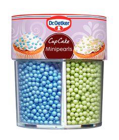 Cupcake minipearls