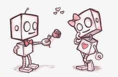 easy love drawings in pencil of rose model hearts rhpterestcouk - easy love sketches Love Drawings For Her, Cute Couple Drawings, Cute Couple Cartoon, Cute Easy Drawings, Easy Cartoon, Sweet Drawings, Chibi Couple, Love Doodles, Cartoon Drawings Of People