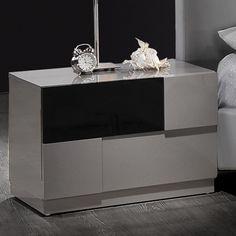 Global Furniture USA Bianca 4 Drawer Nightstand