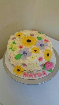 Flower Cake!!!