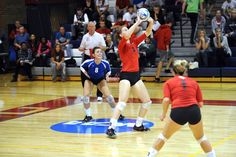 Saginaw Valley Volleyball vs. Lake Superior State U.
