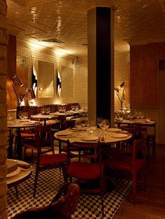 The Beef Club & Ballroom in #Paris #steakhouse #travel #restaurant #cocktailbar #hotspot #france