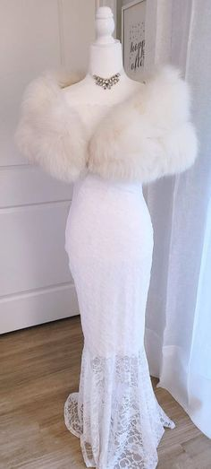 Vintage Fur, Vintage Bridal, Winter Wedding Fur, Winter Bride, Bridal Bolero, Bridal Gown, Great Gatsby Party, Fur Stole, Old Hollywood Glamour