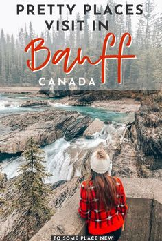 The perfect Banff Itinerary 5 days for non-hikers. Enjoy a gondola ride, hot springs with mesmerising mountain views, relax by lakes & gardens in Banff! Calgary, Cool Places To Visit, Places To Travel, Banff Canada, Banff National Park Canada, Lake Garden, Visit Canada, Destinations, Canada Travel