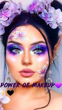 Eyeliner Designs, Skin Makeup, Makeup Art, Makeup Ideas, Makeup Tutorials, Eyeliner Makeup, Elf Makeup, Makeup Dupes, Natural Wedding Makeup