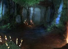 """Torchflower Swamp"""