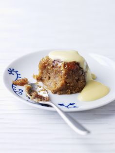 Sticky Toffee, Date and Banana Pudding