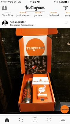 How do you welcome your new hires, say thank you to your BEST clients, or get new business? Let us help you with some  swag for your company! Email me and we'll rock!! ned@tangerinepromotions.com HAPPY FRIDAY FAM!! #swag #merch #promotion