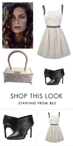 """Love every freckle #3"" by amory-eyre ❤ liked on Polyvore featuring Nine West"