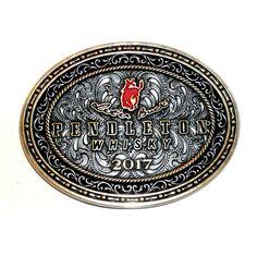 c48acf95b086 2017 Pendleton Oregon Whisky Rodeo Montana Silversmiths Belt Buckle. Boucle  De Ceinture · Boucles ...