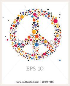 Peace sign - Shutterstock