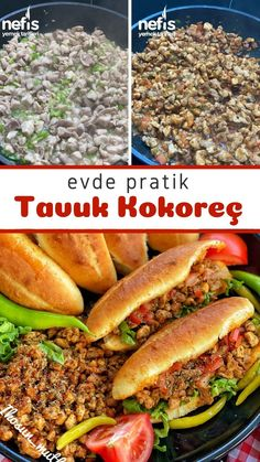 Salad Recipes, Snack Recipes, Cooking Recipes, Snacks Ideas, Turkish Recipes, Ethnic Recipes, Turkish Kitchen, Greek Cooking, Dinner Salads