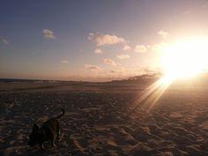 Playa Parque del Plata.