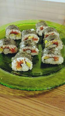 Elämän Kyydissä: Itse tehty sushi!