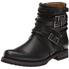 Women's Veronica Strappy Boot >>> More info could be found at the image url. (This is an affiliate link and I receive a commission for the sales) #AnkleBootie
