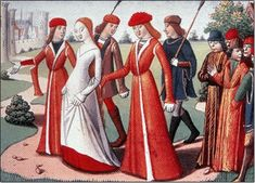 Fashion History of the High and Late Middle Ages - Medieval Clothing | Bellatory