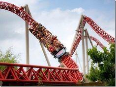 MAVERICK, CEDAR POINT AMUSEMENT PARK SANDUSKY, OHIO      Read more http://www.prafulla.net/graphics/amazing/10-scariest-rides-in-the-world/