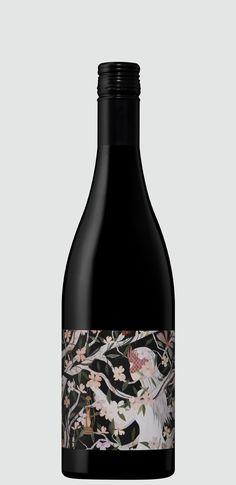 Eternal Return Nebbiolo Wine Label Art, Wine Label Design, Wine Art, Wine Bottle Labels, Bottle Design, Beverage Packaging, Bottle Packaging, Booze Drink, Drinks