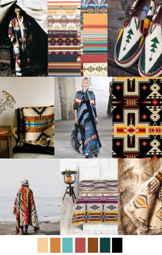Pattern Curator delivers color, print and pattern trends and inspiration. Pattern Design, Print Design, Fashion Line, Fashion 2020, Hijab Fashion, Fashion Trends, Collage, Fashion Colours, Color Card