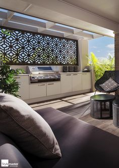 Decorative screens are a gorgeous way to create a connection between spaces, flood an area with light, or add interest to your living and entertaining zones. Here are some of our favourites from Stylemaster display homes.