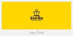 Creative Star Logo Design Examples for Inspiration - http://blog.logoswish.com/star-logo-design-examples-for-inspiration/   More Inspiration http://blog.logoswish.com/category/inspiration/