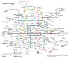 Beijing Subway.