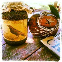 Fall jar i made★