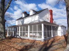 Bartlett House-Lorton VA. http://activerain.com/blogsview/2630650/barrett-house-a-lorton-va-historic-landmark