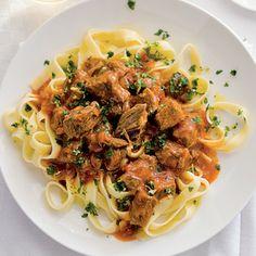 Kijk wat een lekker recept op de test-site van Allerhande! Italiaans stoofvlees