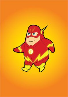 My name is barry allen and i'm the fattest man alive