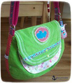 "bag ""Urshult"" ( Farbenmix pattern)"