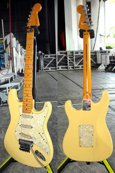 Fender American Standard Strat - Dave Murray