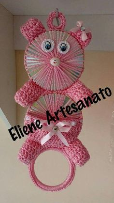 PATTERN: Clothes for amigurumi (bunny, kitty) crochet pattern Crochet Doily Rug, Love Crochet, Crochet Gifts, Crochet Toys, Crochet Baby, Crochet Patterns, Hat Crochet, Cd Crafts, Diy And Crafts