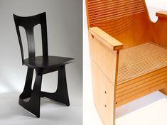 chairs by jan kurzątkowski